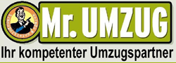 Logo Mr. UMZUG